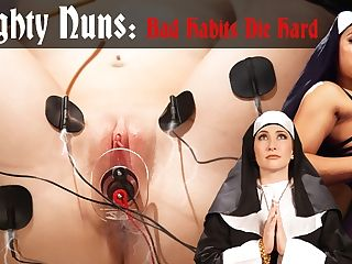 Mia Li & Sophia Locke In Mischievous Nuns: Bad Habits Die Hard...