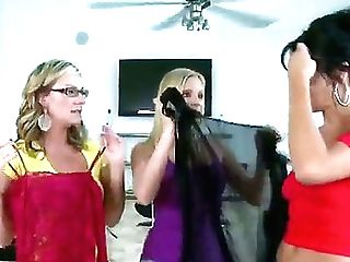 Brianna Ray, Kristen Cameron And Mindy Vix Are Going To Inhale You...